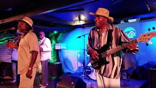 Roharpo the Bluesman , Castro Mr. Sipp Coleman , Aldwin London and Kevin Blackmon
