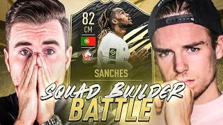 SQUAD BUILDER BATTLE | 82 IF SANCHES