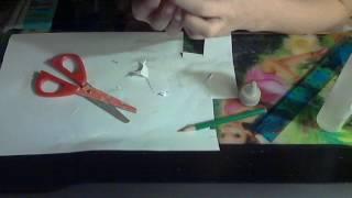 Как сделать кружку для кукол (Sabrina Live)