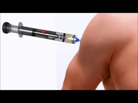 Futuristic Safe Injection System-2020