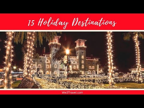 b8dba917116f From parades of boats to horse-drawn sleigh rides to botanical gardens  dripping in twinkling lights, these places to go for Christmas are  postcard-worthy ...