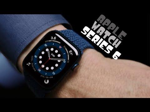 Apple Watch Series 6 - что изменилось ??? Сравнение с Apple Watch Series 5