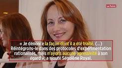 Ségolène Royal dénonce « une vengeance contre le professeur Raoult »