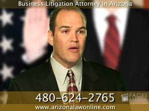 Business Lawyer / Attorney, Arizona - Legal Problems