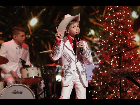 Chris - Mason Ramsey Is Dreaming of a 'White Christmas'