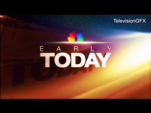 NBC Early Today Open with Veronica de la Cruz