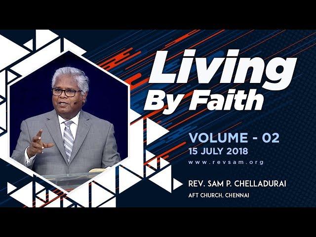 Living by Faith (Vol 02) - Hope: Starting point of Faith - Part 2