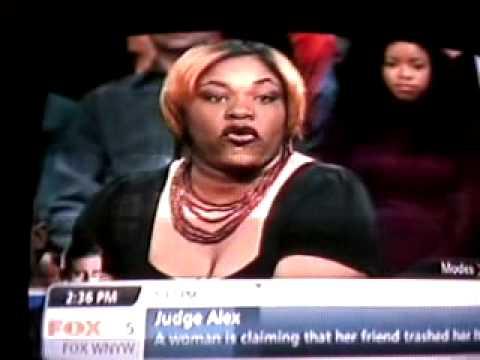 Judge Alex part 2 - YouTube