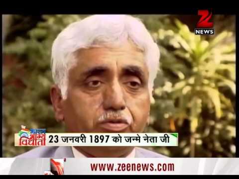 The mystery behind Netaji Subhas Chandra Bose