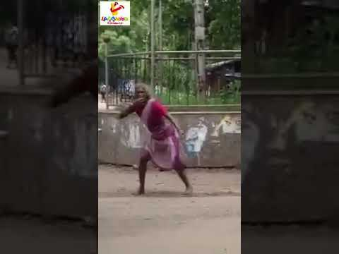 Funny video dance by amma