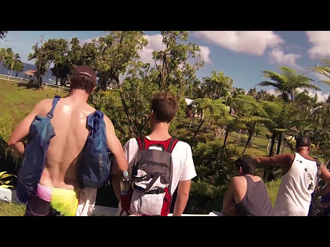 To Sua Ocean Trench, Samoa | World's most magical pool?
