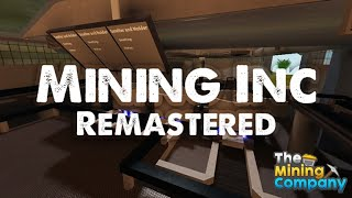 ROBLOX / Mining Inc. Remastered OP CODE!!