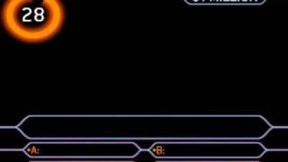 """""""Old"""" Millionaire Interactive - Million Win Sequence"""