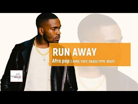 "[FREE] Hiro x TayC x Dadju type beat ""Run Away"" / Sweet Afro pop Instrumental Beat"