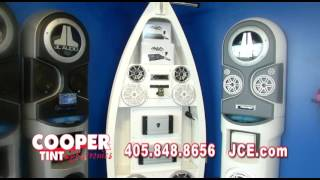 Oklahoma City Car Stereos & Electronics Jackie Cooper Tint & Electronics TV Commercial