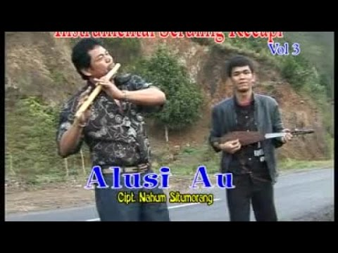 Posther Sihotang Ft. Roy P. Sihotang - Alusi Au