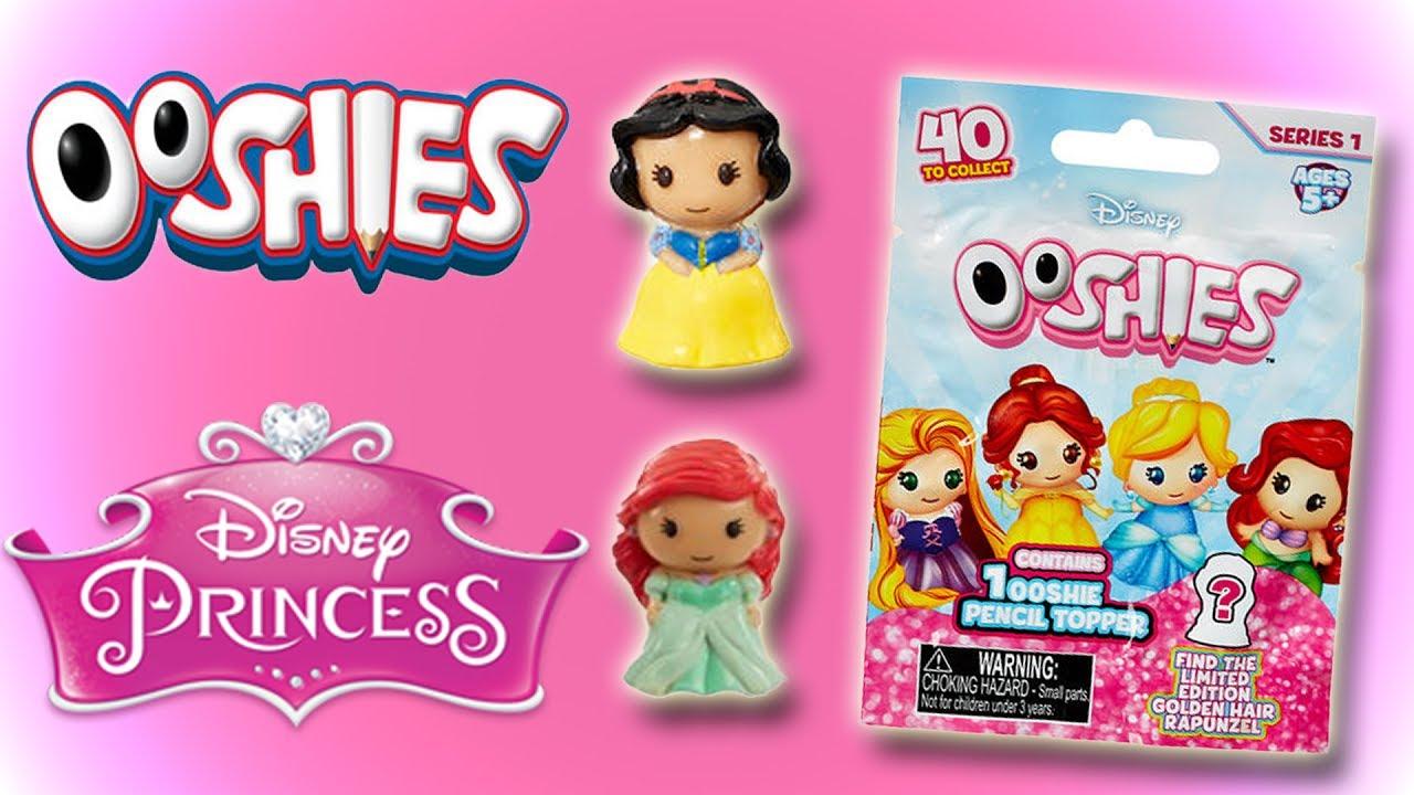 Disney Princess Series One Ooshies Ariel