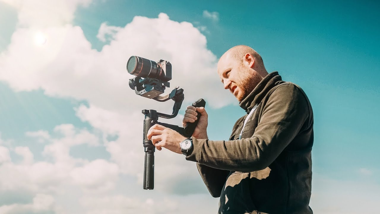 BEST 5 GIMBAL MOVES for your creative FILMMAKING PROCESS