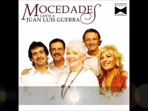 """""""Mocedades Canta A Juan Luis Guerra"""""""