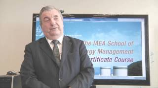 The IAEA Nuclear Energy Management School