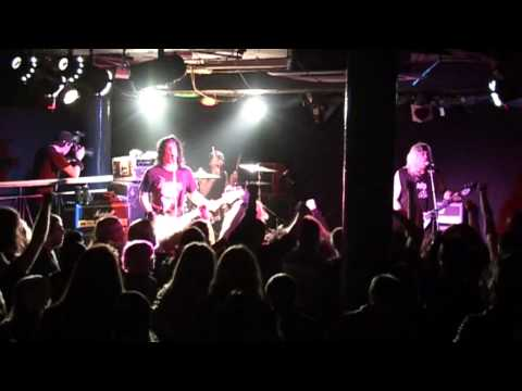 Toxic Holocaust: War is Hell, Underworld, Camden, London