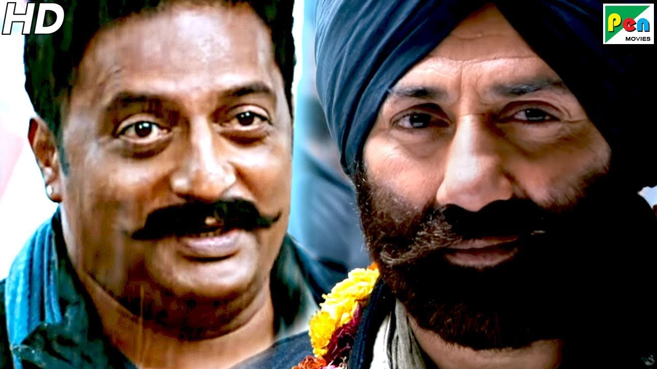 Download Sunny Deol - Best Dialogue | Singh Saab The Great Movie Scene | Popular Hindi Movie