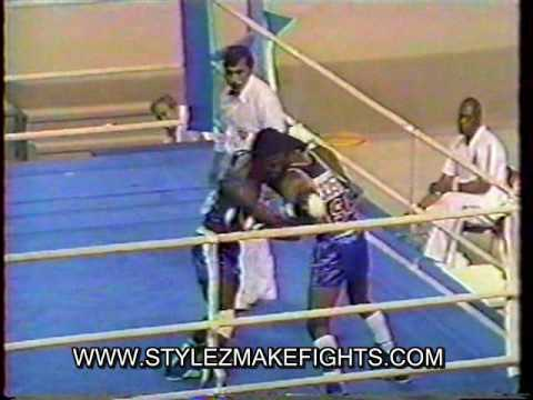 Sugar Ray Leonard 1976 Olympic Gold Medal Match Pt. 2