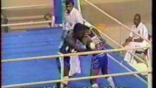 Sugar Ray Leonard 1976 Olympic Gold Medal Match Pt. 2