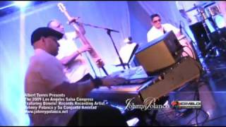 "Johnny Polanco performing ""Me Voy Pa"