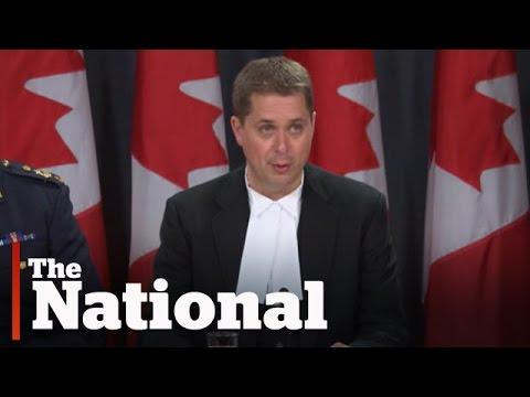 Ottawa shooting report