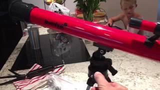 Levenhuk LabZZ MT2 Microscope & Telescope Kit Video Review