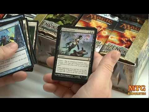 MTG Zendikar Booster Box Opening-Priceless Treasure?