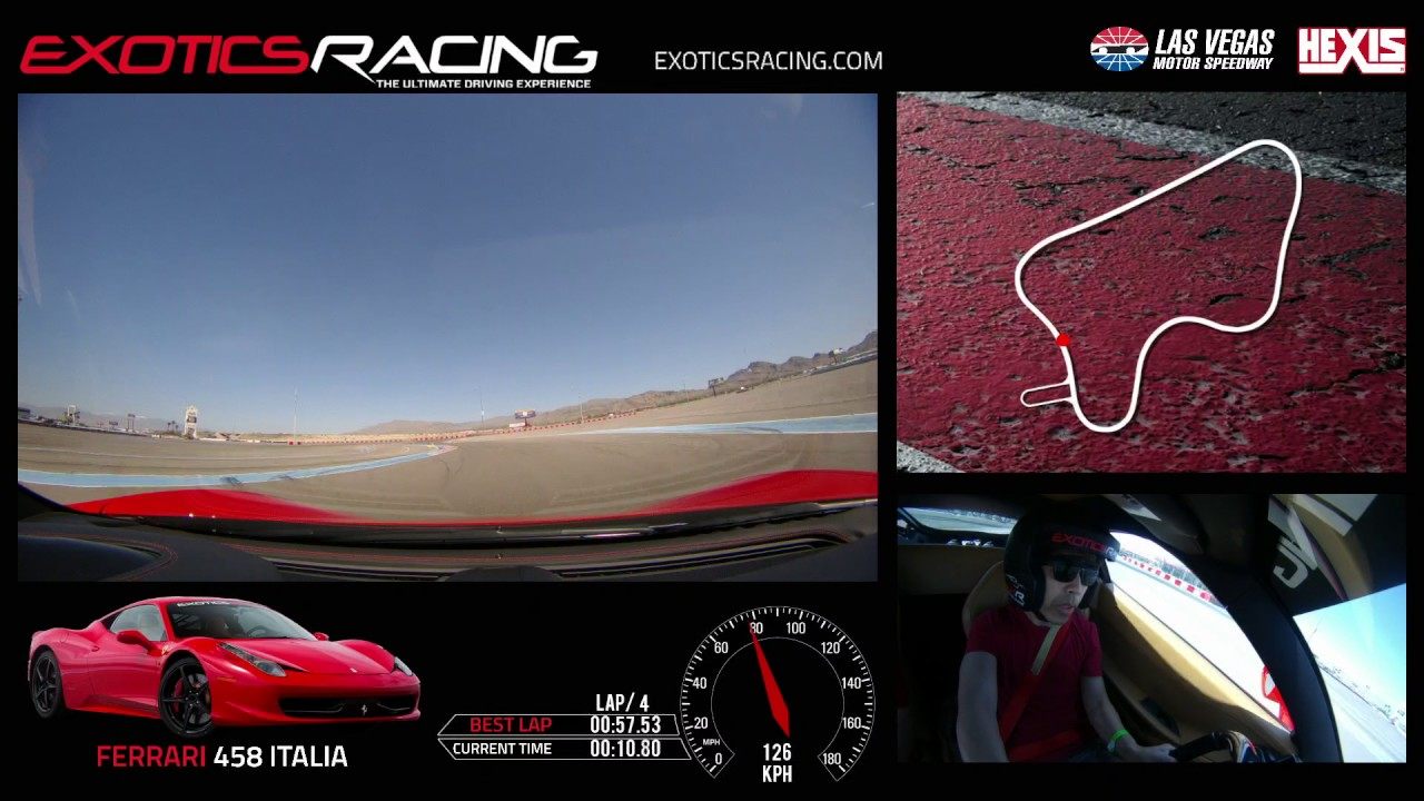 racetrack when experience drive you a cayman med the hero porsche track was racing that driving on from purpose gts in ferrari ll s thrill vegas las en buy speedvegas of