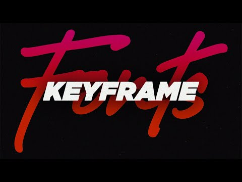 How to KEYFRAME FONTS in After Effects 17.0! - New Feature Highlight