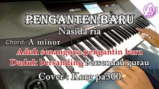 Download Lagu PENGANTEN BARU - Nasida Ria - Karaoke Qasidah Korg pa300 mp3