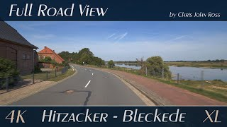 Hitzacker - Neu Darchau - Bleckede, Germany - 4K (2160p/60p) Ultra HD - XL-Video
