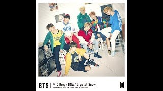 """BTS (防弾少年団) - Crystal Snow japanese ver"