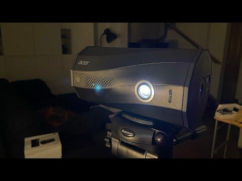 Análisis proyector Acer C250i