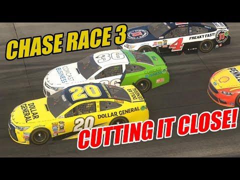 CUTTING IT CLOSE! [DOVER] NASCAR Heat Evolution Career Mode [S2 Race #29]