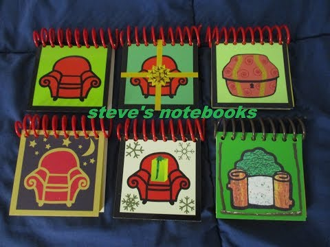 handcrafted handy dandy steve's notebooks review
