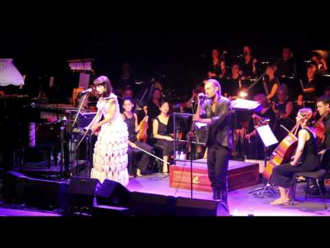 Kimbra - An Evening With Van Dyke Parks: Featuring Daniel Johns and Kimbra