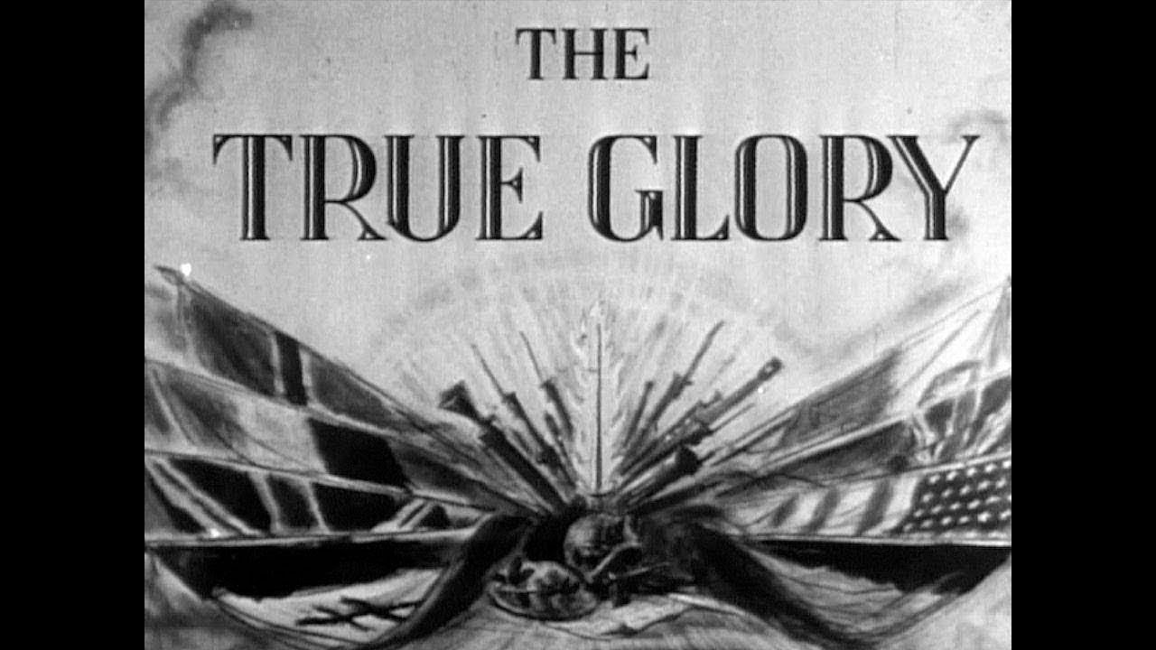The True Glory (1945) - Documentary - War