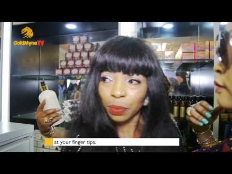 BISMID COSMETICS & SPA LAUNCH (Nigerian Music & Entertainment)