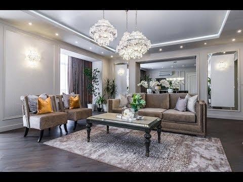 Реализованный проект - роскошная пятикомнатная квартира в центре Краснодара.