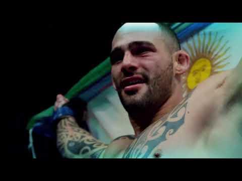 Santiago Ponzinibbio, UFC Argentina Hará Historia