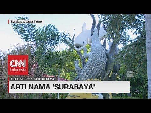 Arti Nama 'Surabaya'