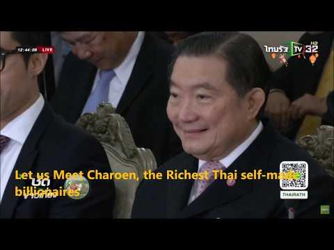 #SecretsSelfMadeBillionaires 0123 Charoen The Beer King Richest Selfmade Billionaire from Thailand