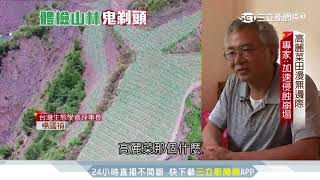 「高麗菜」啃噬山林!力行產業道路崩|三立新聞台