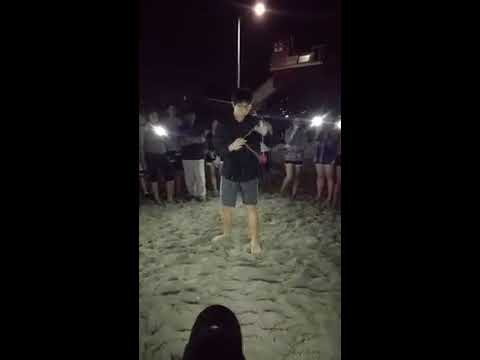 Throwing in a Talent Show on Sandiego Beach