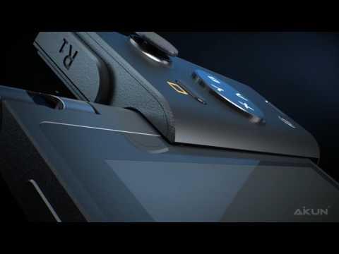 Indiegogo: Aikun Morphus X300 3D Gaming tablet
